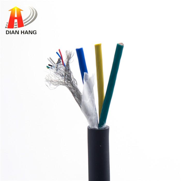 防水电线 定制线缆  耐寒耐油抗磨损 PVC/TPU/TPE...