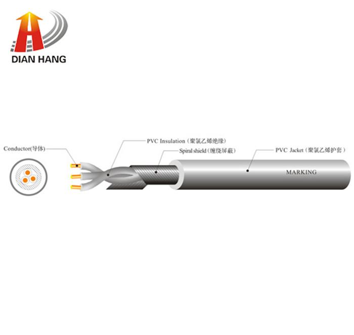 UL 2854 缠绕屏蔽线